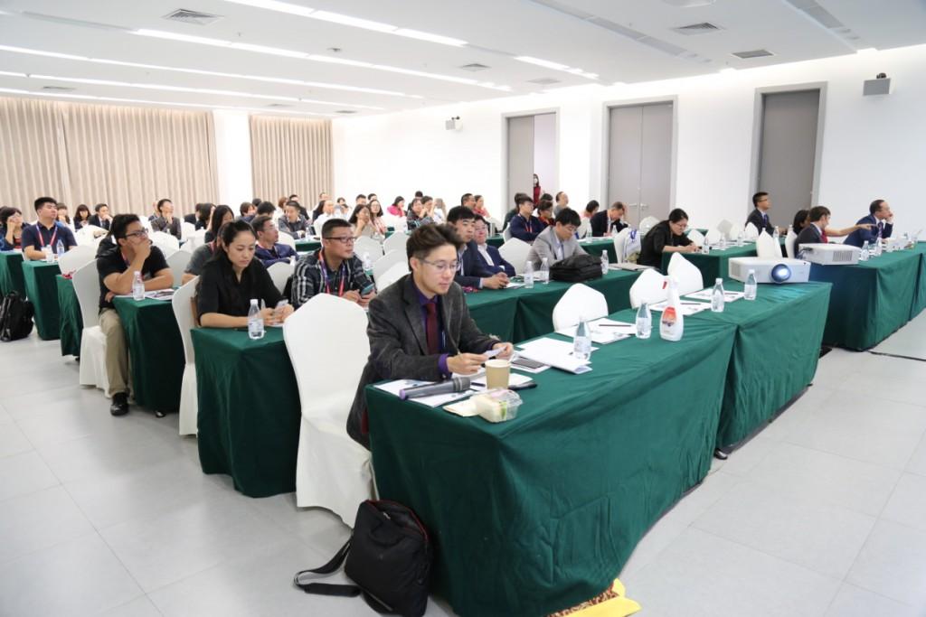 英佩特SudoScan+电导分析仪中国重庆首发仪式现场